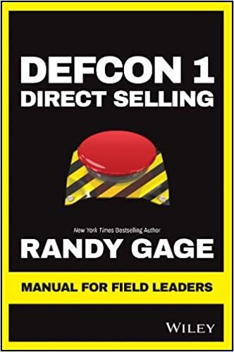 Buy Defcon 1 Direct Selling: Manual for Field Leaders Book Online at
