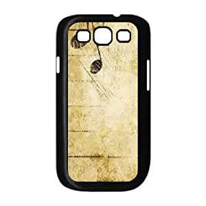 Samsung Galaxy S3 9300 Cell Phone Case Black Vintage Paper A38440327