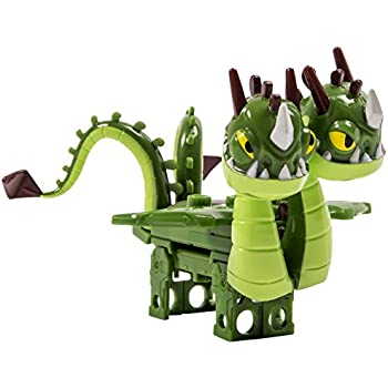 Amazon ionix dragons how to train your dragon 2 barf and belch ionix dragons how to train your dragon 2 barf and belch zippleback 20005 figure ccuart Choice Image