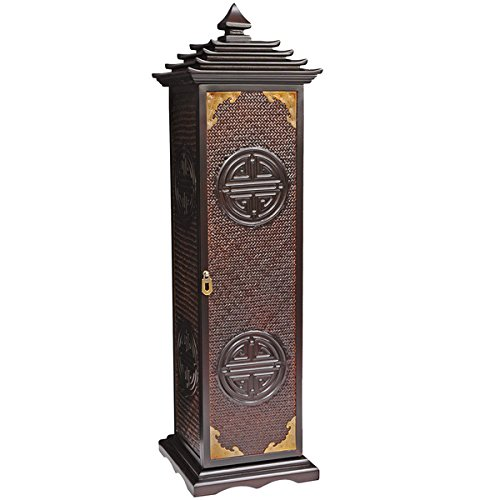 Store Your Music And Movies In style With Our Pagoda CD/ DVD Stand (China)