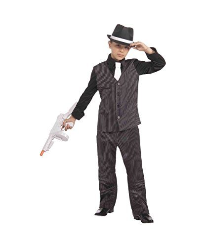 20s Lil' Gangster Boys Costume -