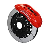 Wilwood 140-13876-R TX6R Front Kit,16.00'', Red, 1999-2014 GM Truck/SUV 1500