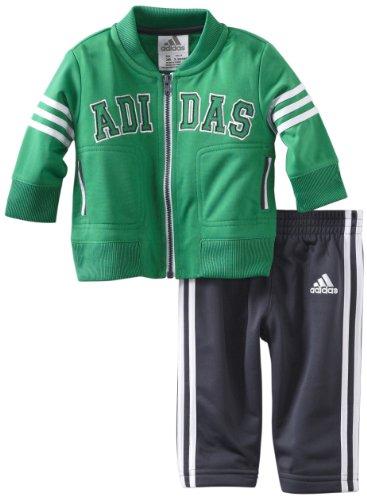 adidas Baby-Boys Infant ITB Team Tricot Set