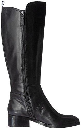 High cuir femmes noir Hay écru d'équitation Bottes Haan Cole Tall pour xnZIT8q