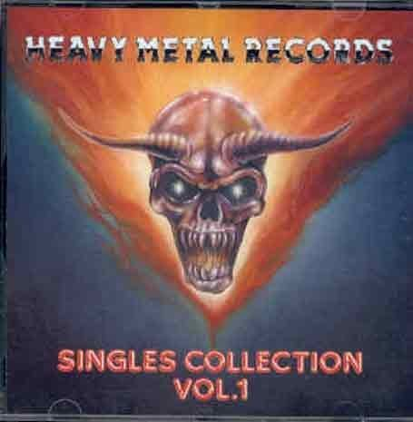 Price comparison product image Heavy Metal Records Singles Collection 1