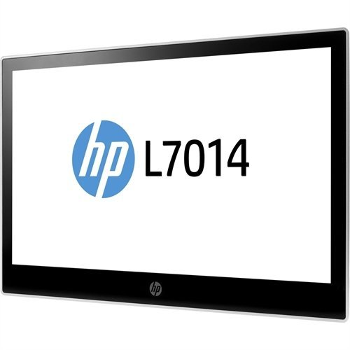 HP T6N31AA PERIPHERAL, BUILDTOORDER, L7014 14 inch WIDE NON-TOUCH MONITOR, COMPATIBLE WITH RP9, REQUIRES CABLE AND STAND PART# T6N33AA IF PURCHASED AS