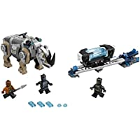 LEGO Superheroes Rhino Face-Off by the Mine 76099...