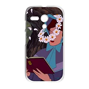 Motorola G Cell Phone Case Covers White Alice in Wonderland Character Alice's Sister