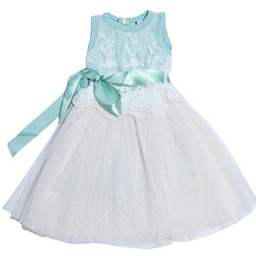 Little Hand Little Girls' Tutus Lace Dresses Bay Girls' Princess Dress