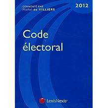 CODE ÉLECTORAL 2012 - 10ÈME ÉDITION