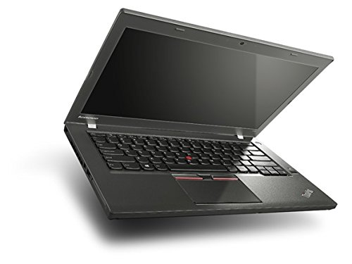 "Lenovo Thinkpad T450 14"" HD+ LED Laptop, Intel Core i7-5600U Dual-Core 3.2GHz, 8GB DDR3, 256GB SSD, 802.11ac, Bluetooth, Win10Pro (Certified Refurbished)"