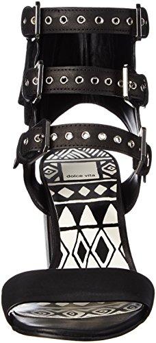 Sandalias De Tacón Dolce Vita Para Mujer Edin Negro