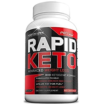 Amazon Com Rapid Keto Diet Pills Advanced Ketogenic Diet Weight