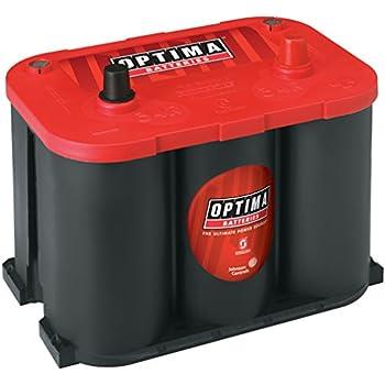 Optima Batteries 8003-151 34R RedTop Starting Battery