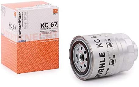 Mahle Knecht KC 67 Kraftstofffilter