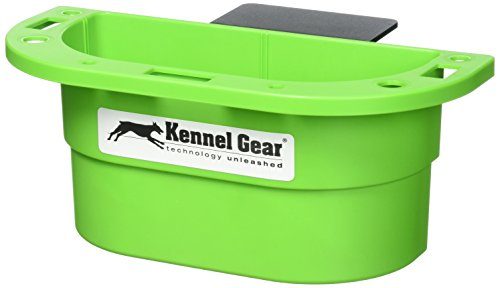 Kennel-Gear Pet Sport Grooming Caddy, Lime Green
