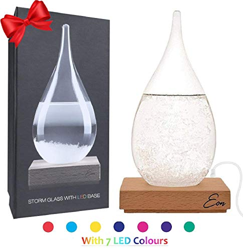 Eon Concepts Storm Glass Weather Predictor