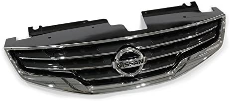 NEW OEM 2013-2017 NISSAN  ALTIMA SEDAN CHROME FRONT GRILLE EMBLEM