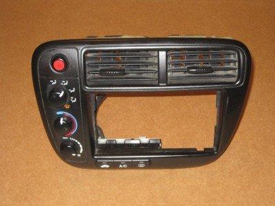 99 00 HONDA CIVIC SI RADIO BEZEL CLIMATE CONTROL (MADDBUYS)