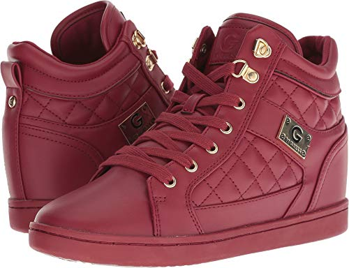 G By Guess Dayna Bold Cherry 8.5