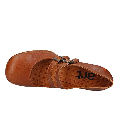 Art Bristol 0074 Marron Cuero Zapatos Memphis fZqqdU