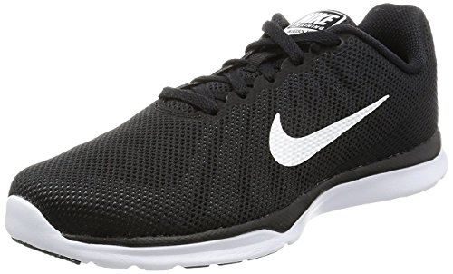 meet ea17e 98bdc Galleon - Nike Women s In-Season TR 6 Cross Training Shoe, Black White Stealth Cool  Grey, 9.5 B(M) US