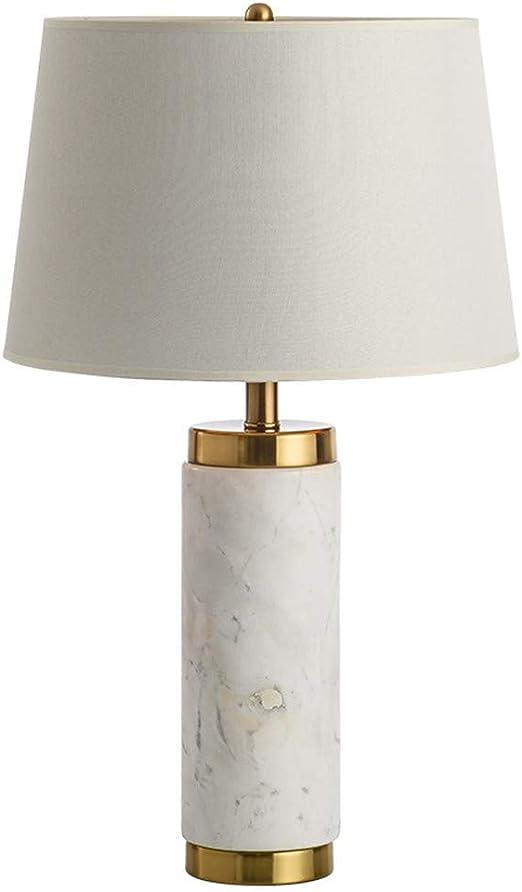 Ysss Mesita de Noche, lámpara de Mesa, Moderna y Minimalista ...