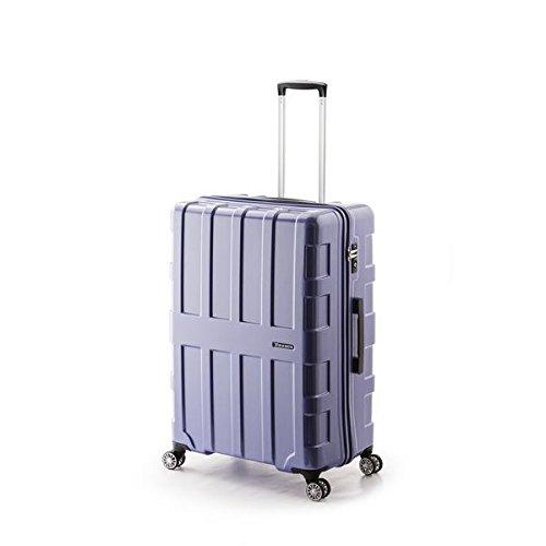 大容量スーツケース/キャリーバッグ 【アイスブルー】 96L 軽量 アジア ラゲージ 『MAX BOX』 手荷物預け無料最大サイズ ファッション バッグ スーツケース トラベルケース top1-ds-1950604-ah [簡素パッケージ品] B076PKM3T8
