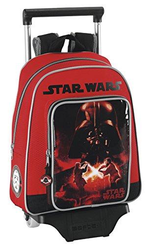 Star Wars Darth Vader Trolley Rucksack 34 cm Reise Gepäck Kindergarten Tasche