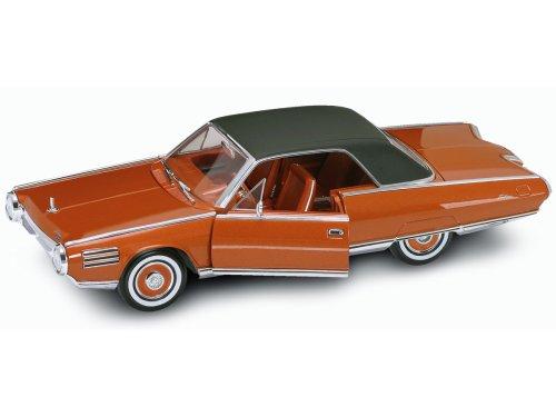 Yat Ming Scale 1:18-1963 Chrysler Turbine