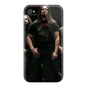 Defender Case For Iphone 4/4s, Megadeth Band Pattern