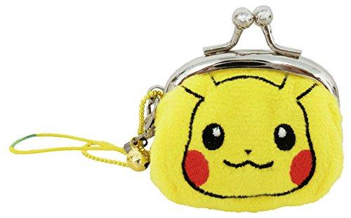 HAKKU Hair Iron Maruyoshi Pocket Monster Petite 6 Pikachu B Pattern, medium, Clear