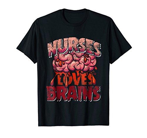 Nurse Halloween T-Shirt Scary Nurse Women Gift Idea -