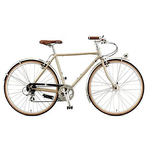 ARAYA(アラヤ) クロスバイク SWALLOW Promenade Gents (PRM) デザートカーキ 500mm   B07JDMPRSD