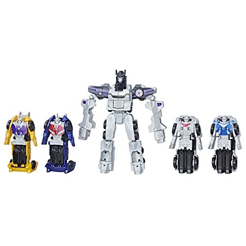 Hasbro Transformers Robots In Disguise Combiner Force Team Combiner Galvatronus