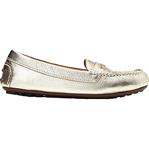 Vionic Womens Honor Ashby Leather Shoes Champagne CKTTHmCg