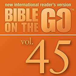 Bible on the Go Vol. 45: Paul and Silas; Priscilla and Aquila; Paul's Letter to the Romans