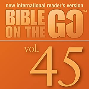 Bible on the Go Vol. 45: Paul and Silas; Priscilla and Aquila; Paul's Letter to the Romans Audiobook