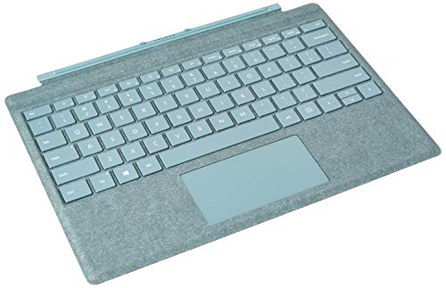 (Microsoft Signature Type Cover Keyboard/Cover Case for Tablet - Aqua)
