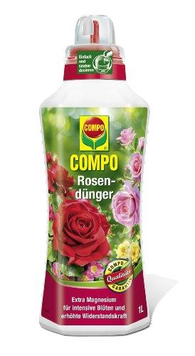Compo 1456012 Rosendünger 1 Liter