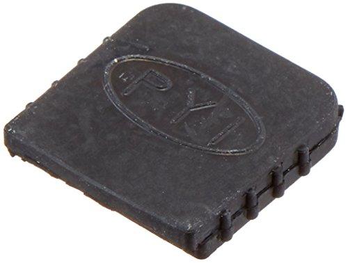 Clamp Jacket Hose Clamp Protectors Black (100 Pack), Black, -