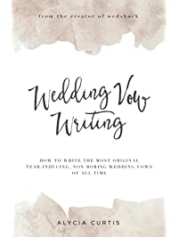 Wedding Vows And Toast Books