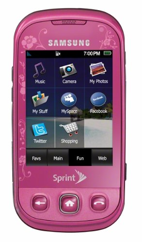 amazon com samsung seek m350 pink sprint cell phones accessories rh amazon com AT&T Samsung Cell Phones AT&T Samsung Cell Phones