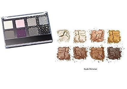 Avon 8 en 1 Paleta De Sombras ~ 8 colores (Nude Brillo ...