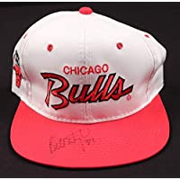 Bill Wellington Bulls Autographed Signed NBA Sports Specialties Hat - JSA Authentic