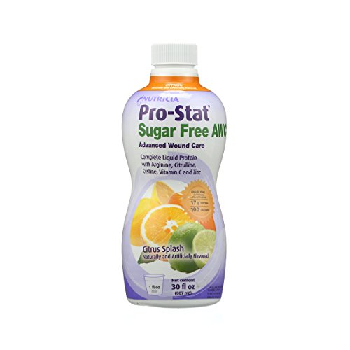 Pro-Stat AWC (Advanced Wound Care) Liquid Citrus Splash 30oz Bottle by Medical Nutrition