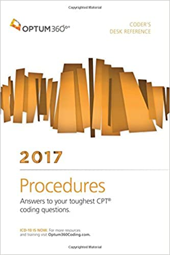Coders desk reference for procedures 2017 9781622542390 medicine coders desk reference for procedures 2017 2017th edition fandeluxe Choice Image