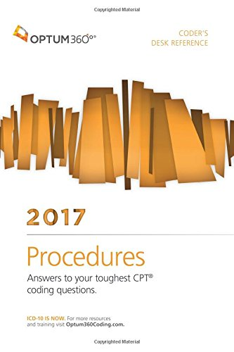 Coders Desk Reference for Procedures 2017 by Optum360