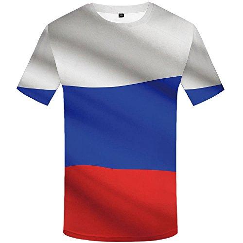 GARQEN Skull T Shirt Skeleton T-Shirt Gothic Shirts Punk Tee Vintage Rock T Shirts 3D T-Shirt Anime 3D t Shirt 18 L
