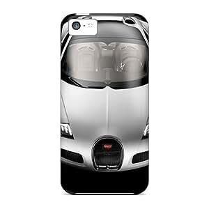 MMZ DIY PHONE CASEPremium Iphone 5c Case - Protective Skin - High Quality For Bugatti Veyron